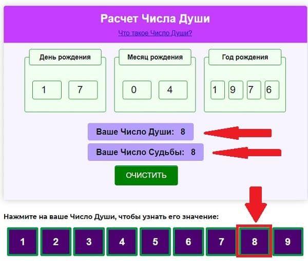 Нумерология по номеру телефона - рассчитать онлайн число и получить расшифровку бесплатно
