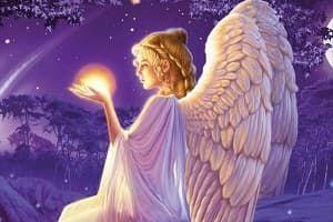 Получить послание от ангела хранителя по одной карте Таро