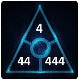 Если цифры повторяются, что это значит в агнельской нумерологии